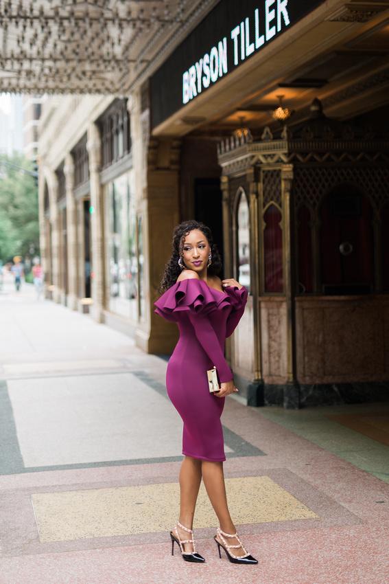 Photographer in Midtown Atlanta Georgia
